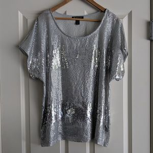 1X INC Sequins Top